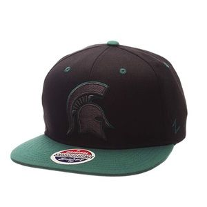 Michigan State Spartans Z11 Phantom Snapback NWT